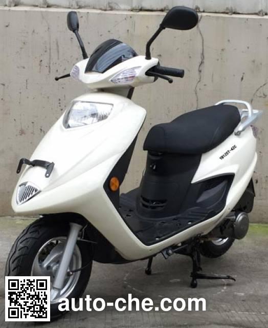 乙本牌YB125T-42C踏板车