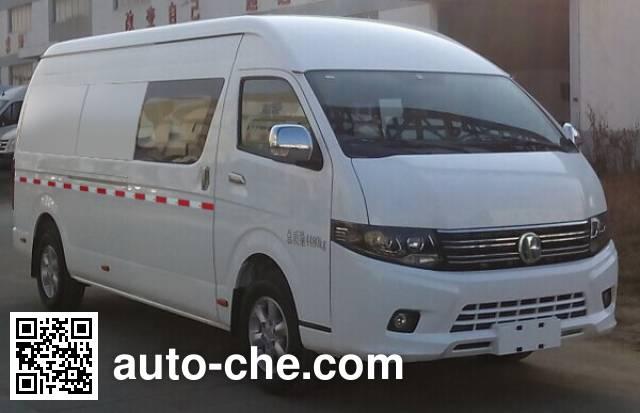 AsiaStar Yaxing Wertstar YBL5040XXYBEV electric cargo van