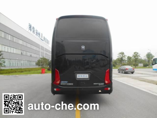 AsiaStar Yaxing Wertstar YBL5231XZSJ show and exhibition vehicle