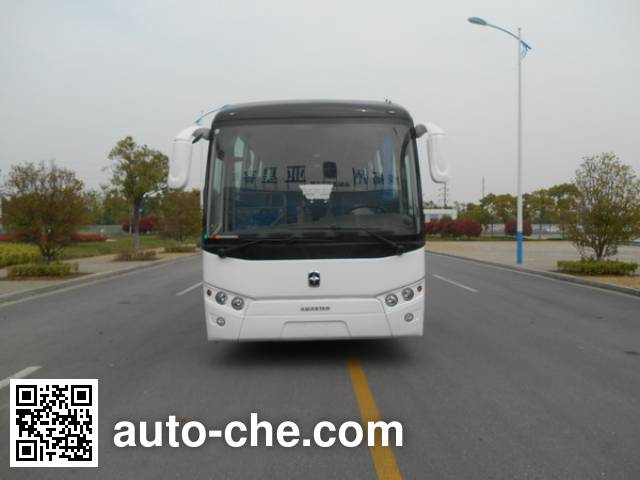 AsiaStar Yaxing Wertstar YBL6117GHBEV electric city bus