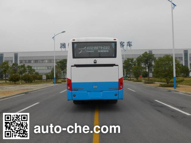 AsiaStar Yaxing Wertstar YBL6117HBEV16 electric bus