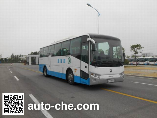 AsiaStar Yaxing Wertstar YBL6117HBEV5 electric bus