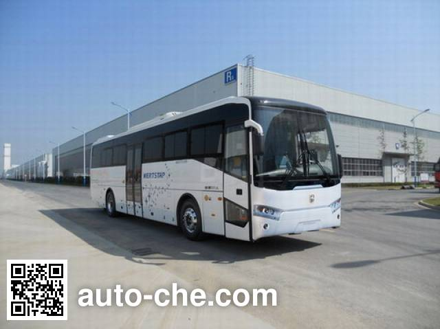 AsiaStar Yaxing Wertstar YBL6127GHQJ city bus