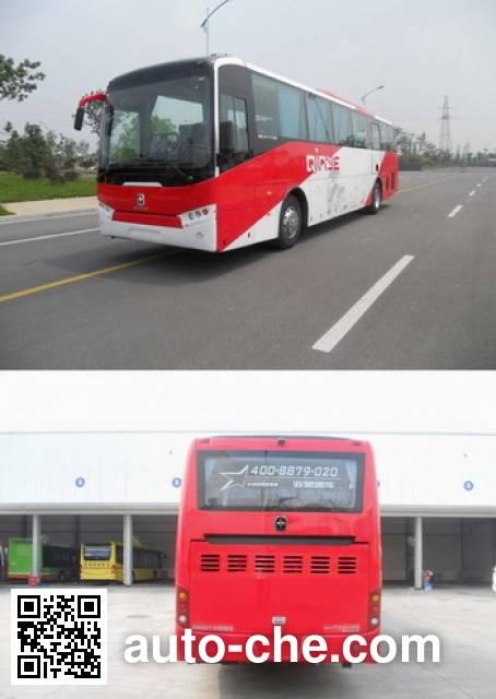 亚星牌YBL6127HQCP客车