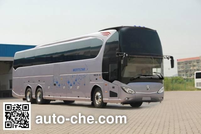 亚星牌YBL6148H3QJ2客车