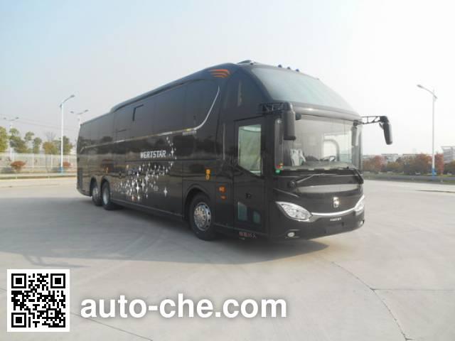 亚星牌YBL6148H2QP1客车