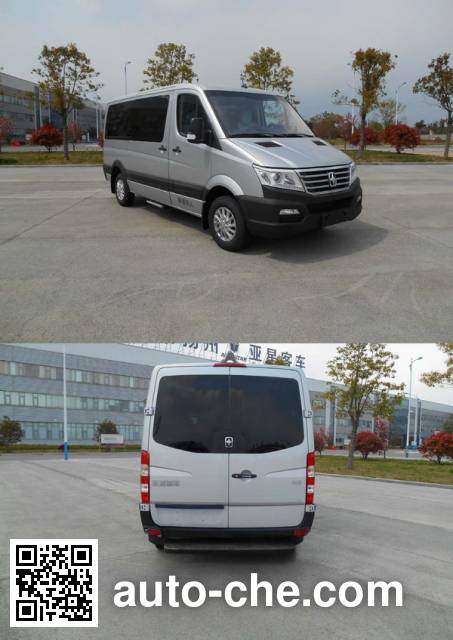 AsiaStar Yaxing Wertstar YBL6591QYP bus