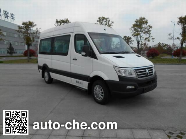 AsiaStar Yaxing Wertstar YBL6591QEB bus