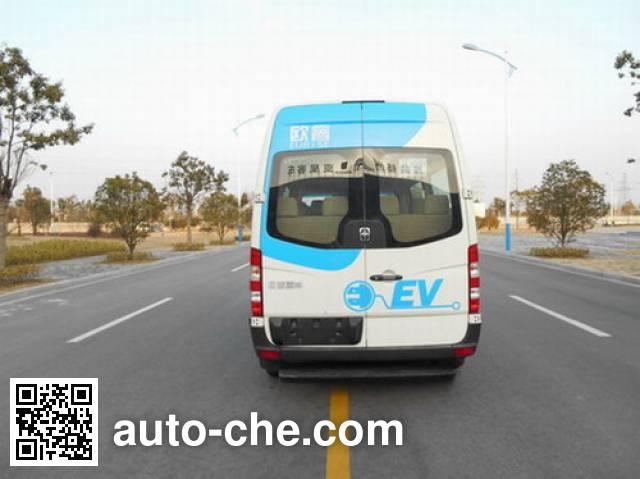 AsiaStar Yaxing Wertstar YBL6600BEV6 electric bus