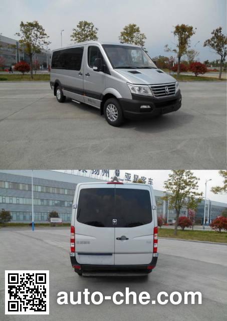 亚星牌YBL6610BEV6纯电动客车