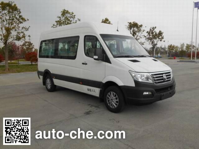 AsiaStar Yaxing Wertstar YBL6610BEV6 electric bus