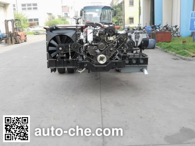 AsiaStar Yaxing Wertstar YBL6738HDCP bus chassis