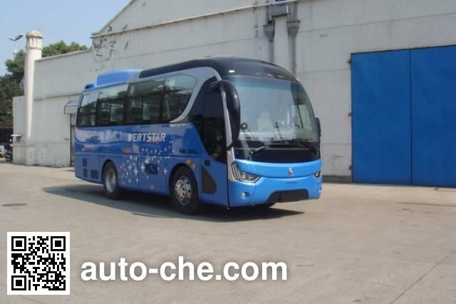 亚星牌YBL6758HQCP客车