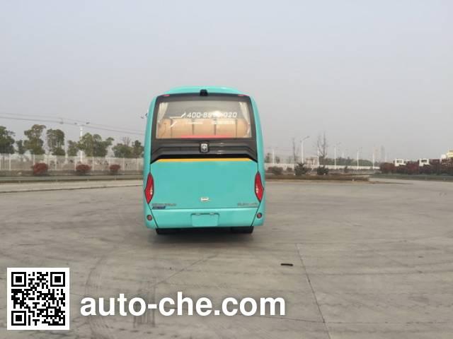 AsiaStar Yaxing Wertstar YBL6815HBEV3 electric bus