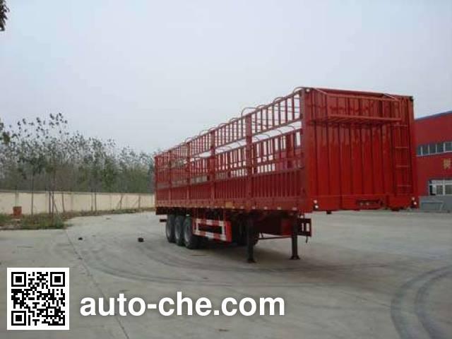 Yuchang YCH9390SCY stake trailer