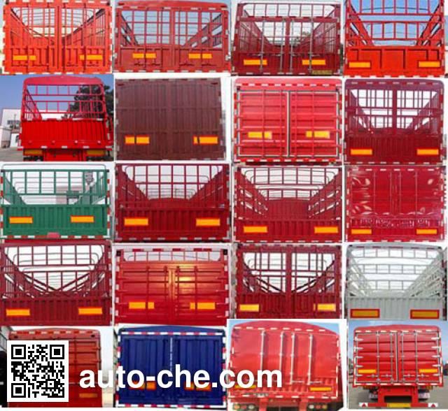 Yuchang YCH9400CCY stake trailer