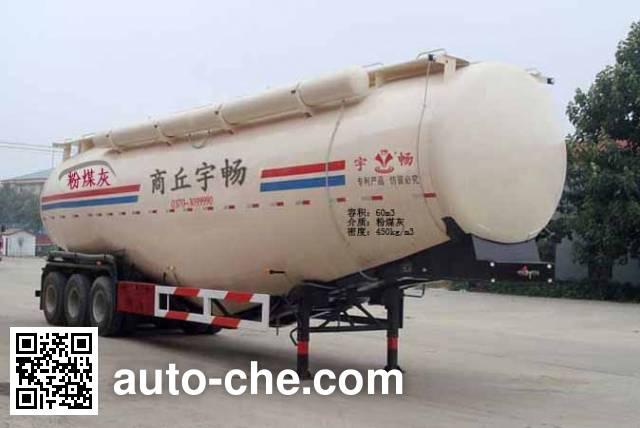 Yuchang YCH9400GFL bulk powder trailer