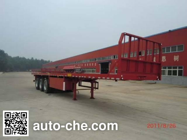 Yuchang YCH9400TPB flatbed trailer