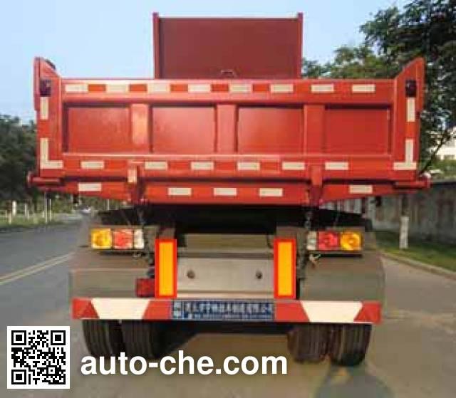 Yuchang YCH9400ZXE dump trailer