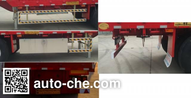 Yuchang YCH9401CCYE stake trailer