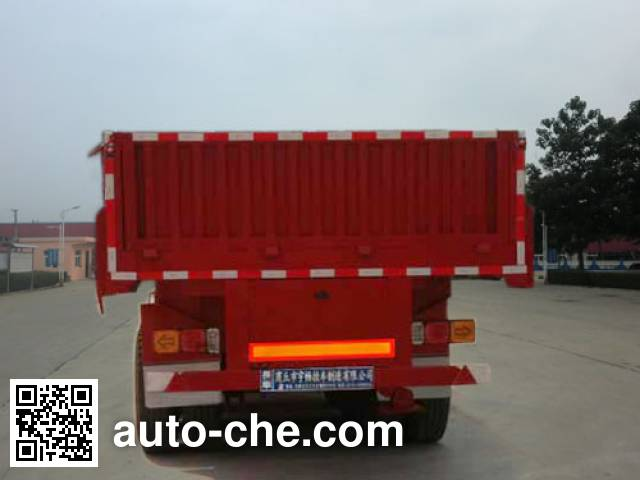 Yuchang YCH9401Z dump trailer