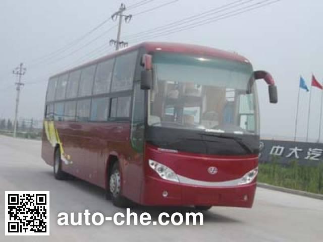 Zhongda YCK6116HGWL3 sleeper bus