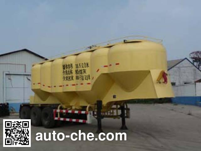 Wantong YCZ9370GFL bulk powder trailer