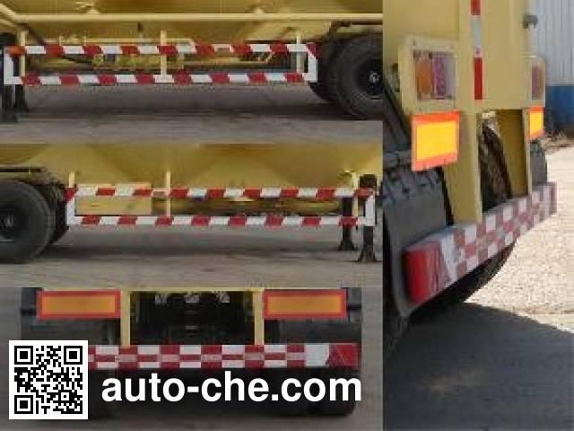 Wantong YCZ9371GFL bulk powder trailer