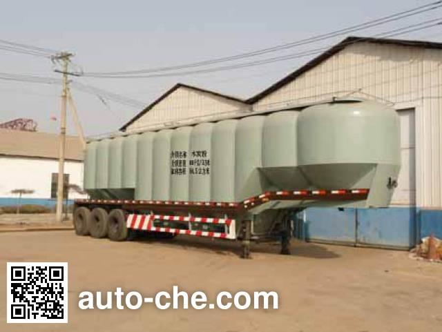 Zhongjian YCZ9390GFL bulk powder trailer