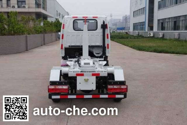 Yueda YD5036ZXXHFE5 detachable body garbage truck