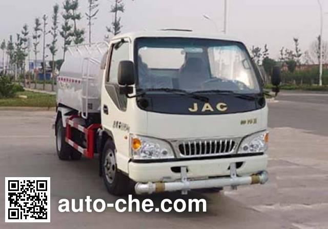 Yueda YD5071GSSJE4 sprinkler machine (water tank truck)