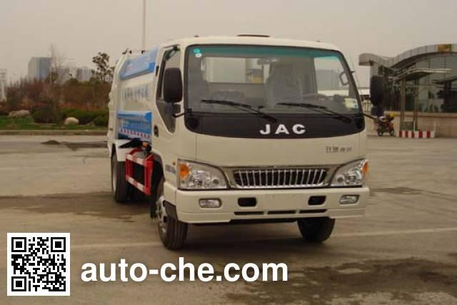Yueda YD5076ZYSJE4 garbage compactor truck