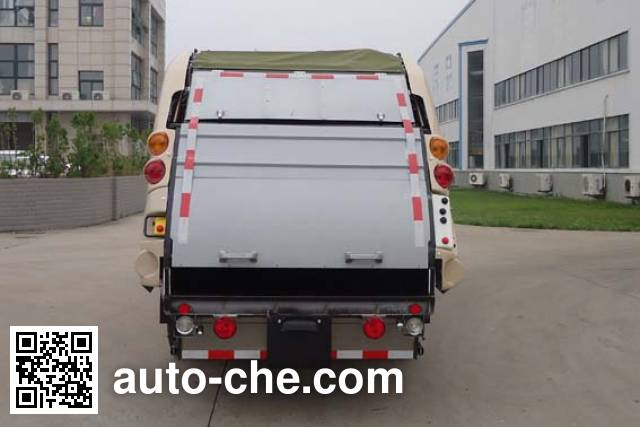 Yueda YD5078ZYSNJE5 garbage compactor truck