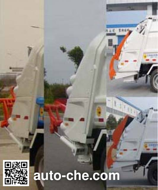 Yueda YD5072ZYSQLE5 garbage compactor truck