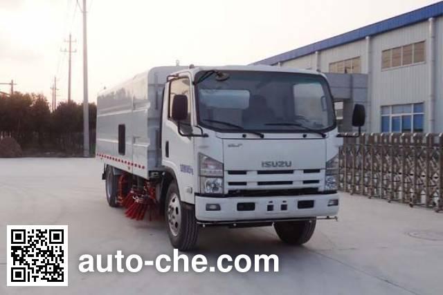 Yueda YD5100TXSQLE5 street sweeper truck