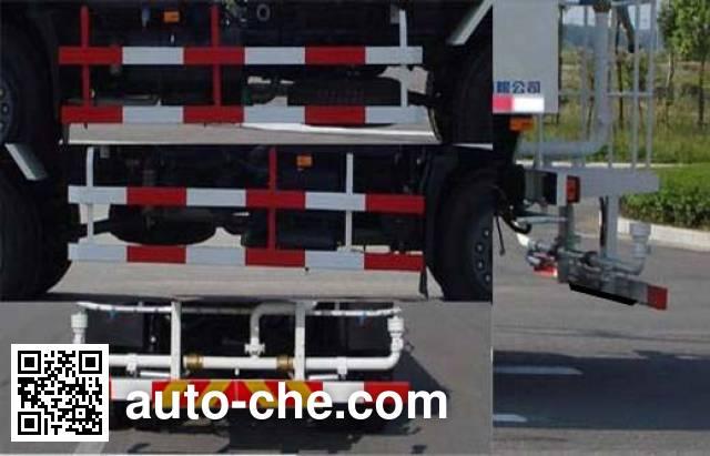 Yueda YD5161GQX street sprinkler truck