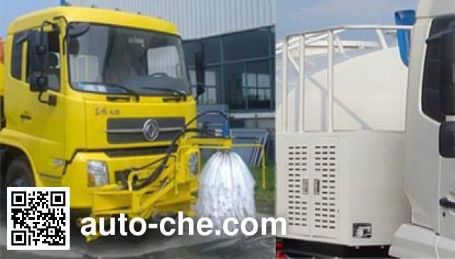 Yueda YD5163GQXDFE5 street sprinkler truck