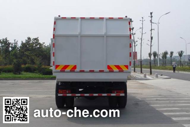 Yueda YD5164ZLJDE4 dump garbage truck