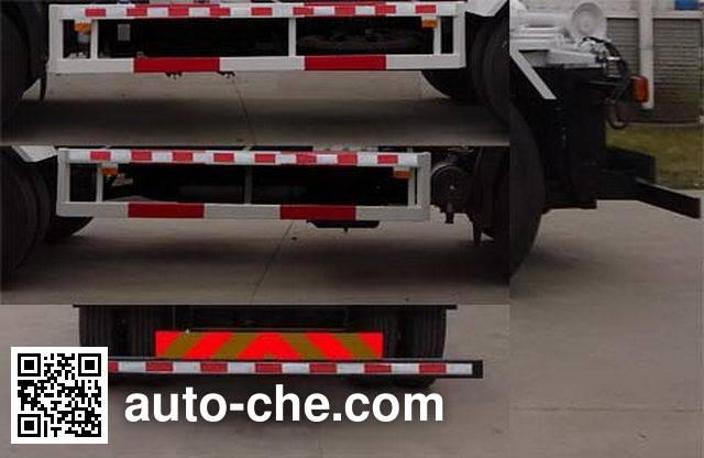 Yueda YD5163ZXXDFE5 detachable body garbage truck