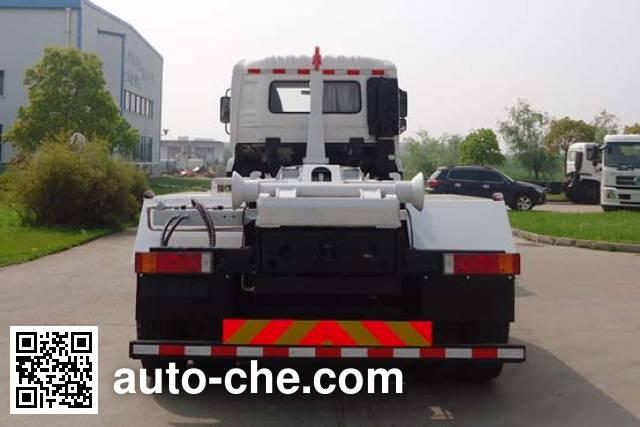 Yueda YD5253ZXXDFE5 detachable body garbage truck