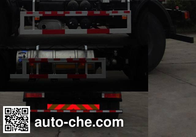 Yueda YD5252ZXXEQNG5 detachable body garbage truck