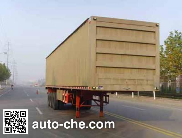 Yuandong Auto YDA9400XXY box body van trailer
