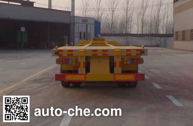 Yunxiang YDX9400TJZE container transport trailer