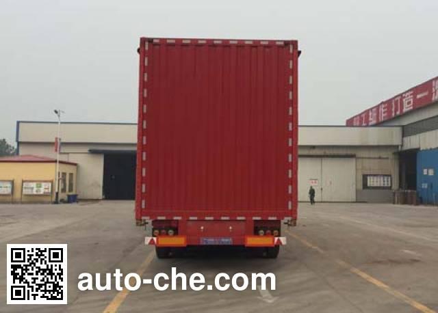Yunxiang YDX9400XXYC box body van trailer