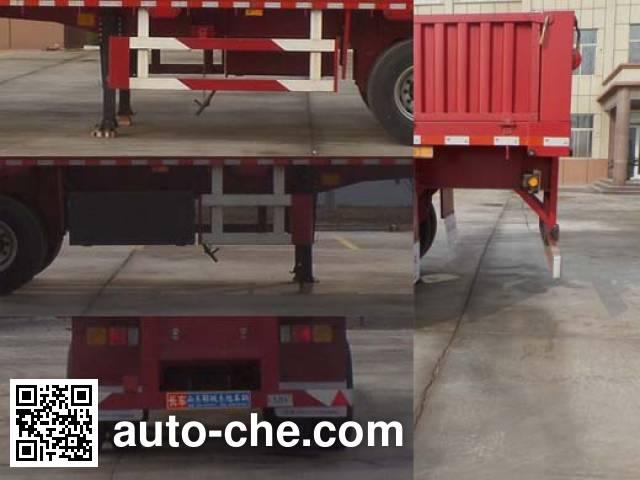 Yunxiang YDX9401 dropside trailer