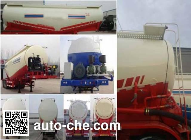 Yunxiang YDX9407GXH ash transport trailer