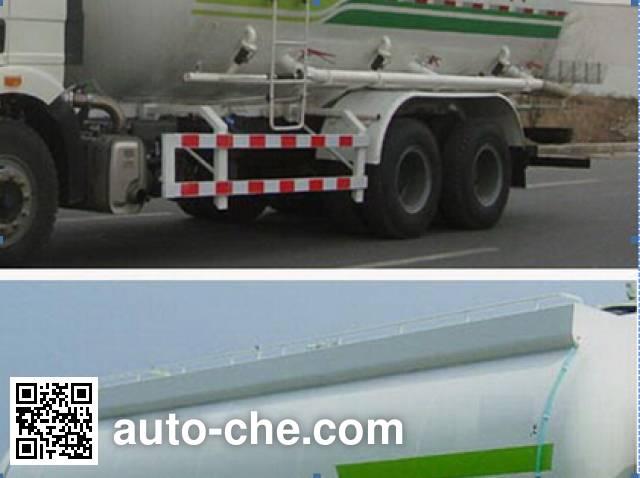 Linzhou YDZ5250GXHCA pneumatic discharging bulk cement truck