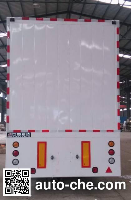 Linzhou YDZ9190XYL medical trailer