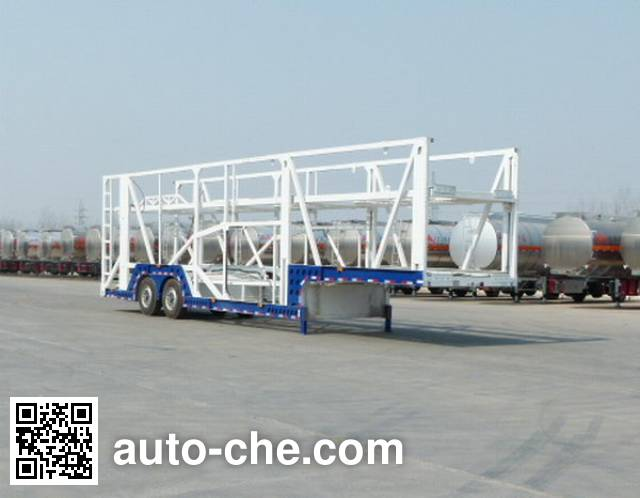 Linzhou YDZ9200TCL vehicle transport trailer