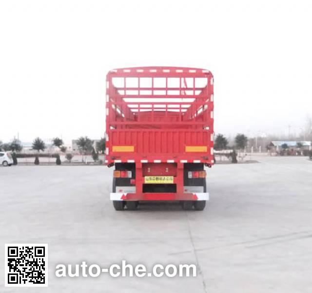 Linzhou YDZ9405CCY stake trailer